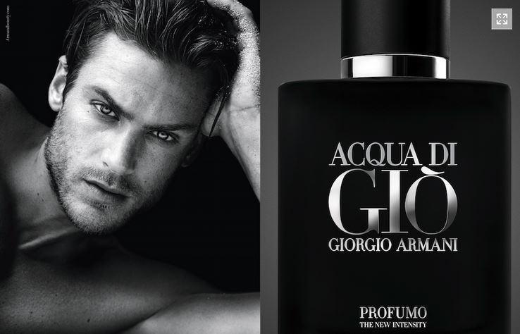 novo perfume da armani acqua di gio