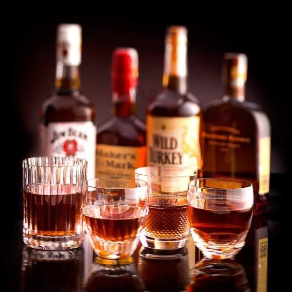 melhores whiskys bourbon americanos