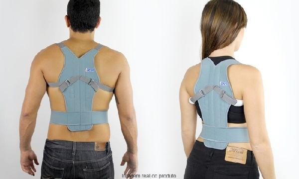 corretor postural magnetico