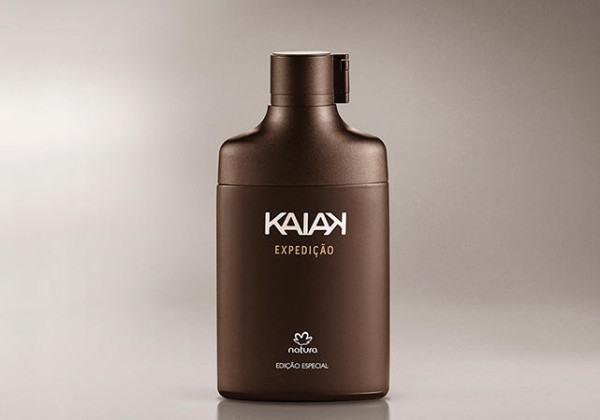 novo perfume natura kaiak expedicao