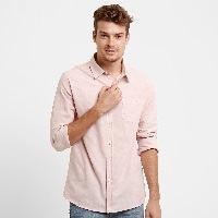 camisa rosa quartz