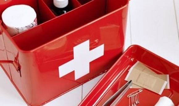 kit farmacia para ter em casa