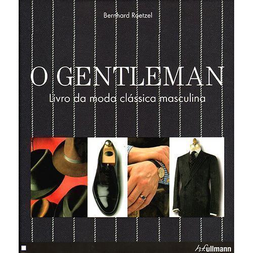 livro gentleman moda classica masculina