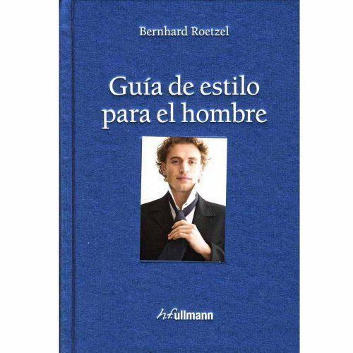 livro guia de estilo para el hombre
