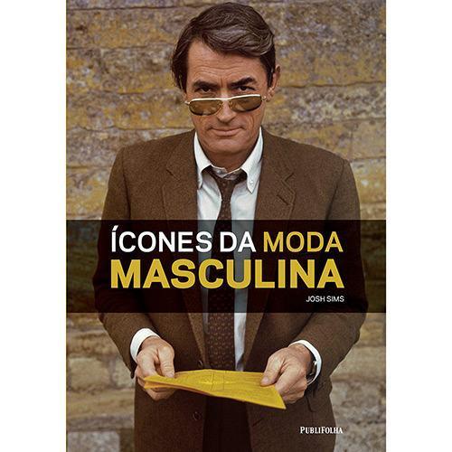 livro icones da moda masculina josh sims