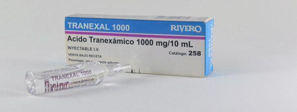 acido tranexamico
