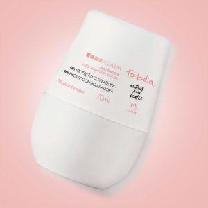 desodorante clarear axila