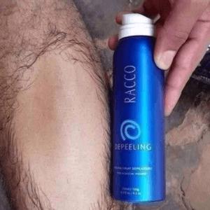 creme depilatório racco