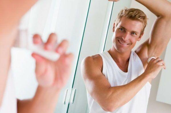 como usar desodorante suvo