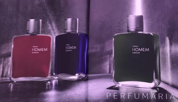 perfume natura homem verum