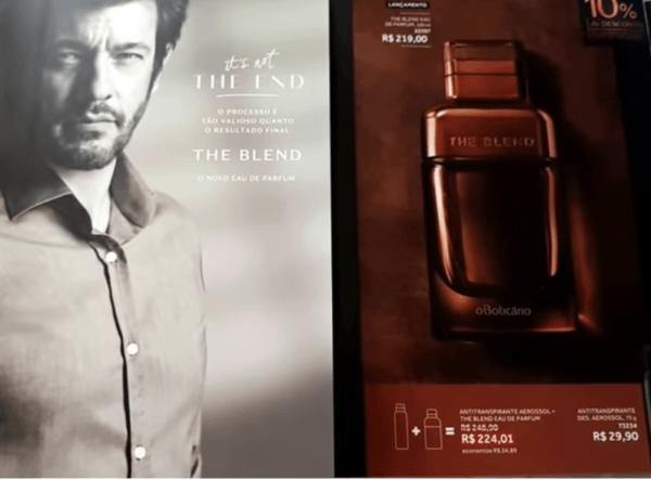 boticário perfume the blend