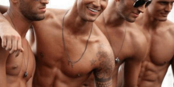 bronzeamento para homens